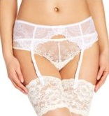 SARAH SUSPENDER – WHITE